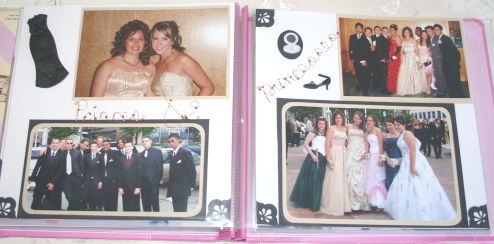 Graduation Scrapbook