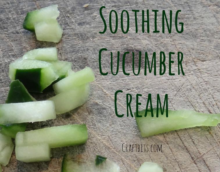 Soothing Cucumber Cream