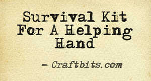helping hand survival kit