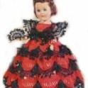 Juanita Doll - Vintage Crochet Pattern