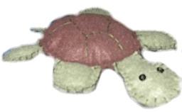 Turtle Plushie