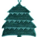 Christmas Tree Pot Holder