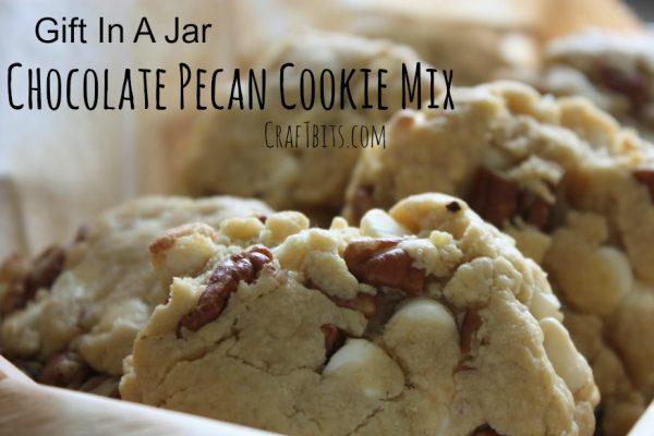 Chocolate Pecan Cookie Mix