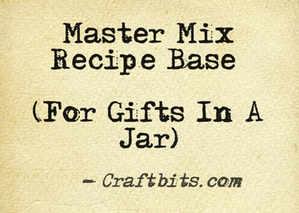 Master Mix Recipe Base