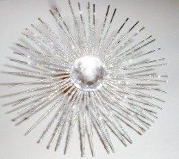 Snowflake Tree Ornament