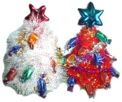 Lolly Tree – Tinsel Tree