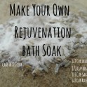 Herbal Bath - Rejuvenation