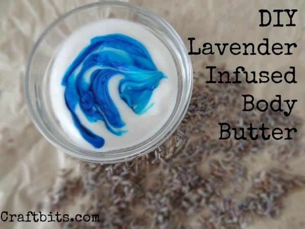Body Butter – Lavender