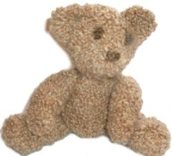 Cobbles The Bear: Knitted Pattern
