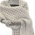 Knitted Harmony Shawl