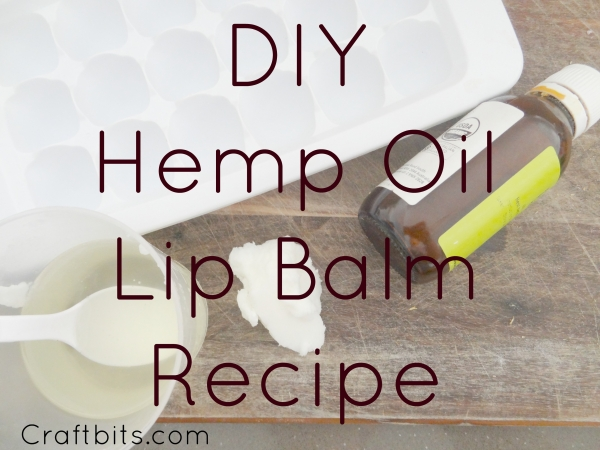 Lip Balm – Hemp Oil