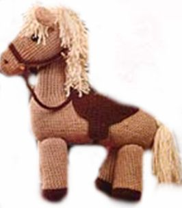 My Little Pony Crochet Pattern