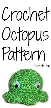 Amigurumi – Ollivander Octopus Crochet Pattern