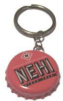 Bottle Cap Key Chain