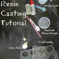 Basic Resin Casting, How To Tutorial