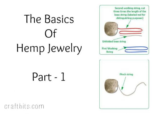 The Basics Of Hemp Jewelry