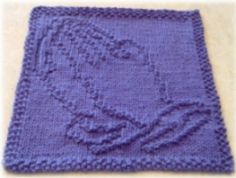 Dishcloth – Praying Hands