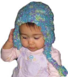 Baby Twizzler Hat