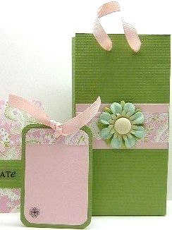 Celebration Gift Bag Craftbits Com