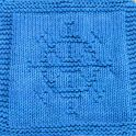 Ship's Wheel DishCloth