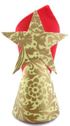 Napkin Holder – Paper Star