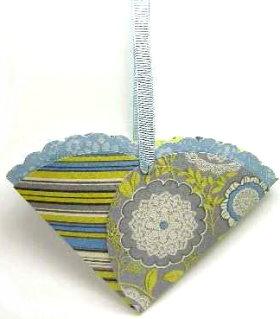 Paper Hanging Gift Basket