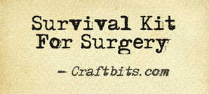 Survival Kit For Surgery