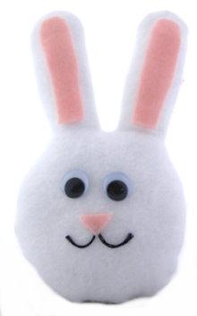 Plushie – Felt Bunny
