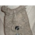 Felted Sweater - Shoulder Pouch