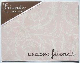 DIY Card – Friends Till The End