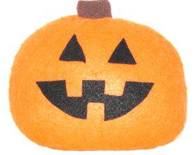Jack-O-Lantern Plushie