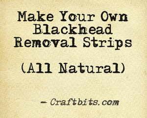 Natural Blackhead Removal Strips