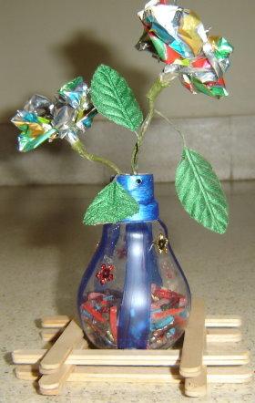 Light Bulb Flowerpot