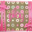 Cardmaking - Pink Play