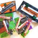 Treat Bag - Stamped Bag Toppers