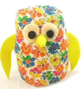 Owl Plushie Pattern
