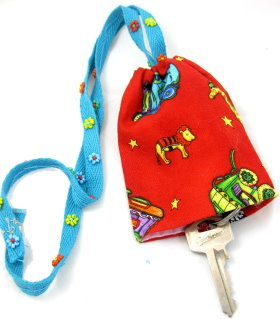 key cover lanyard