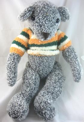 Recycled Teddy Bear