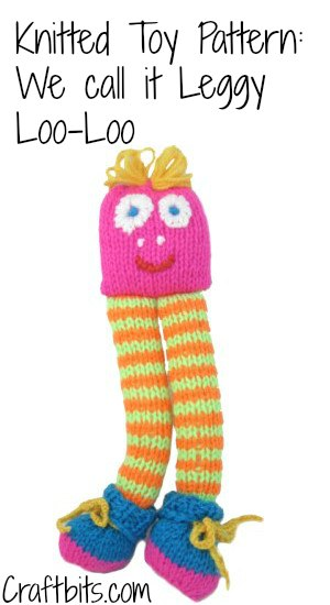 Leggy Loo Loo Toy