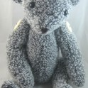 Recycled Pullover Teddy Bear