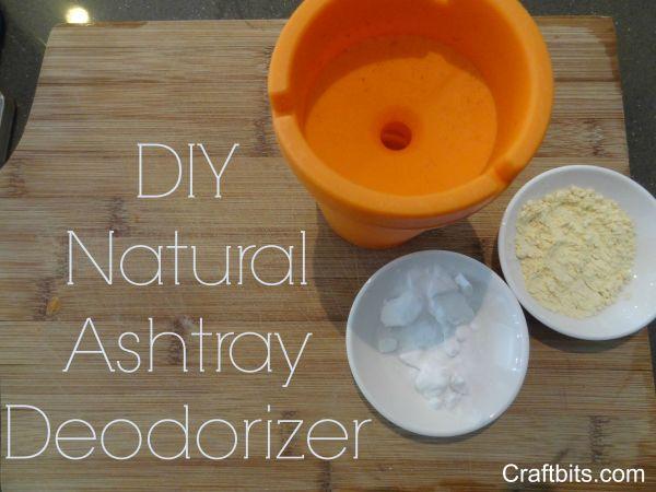Ashtray Deodorizer