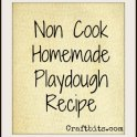 Playdough - Non Cook
