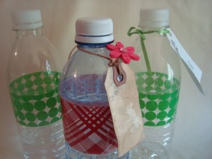 Water Bottle Revamp