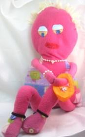 Plushie – Pink Lady