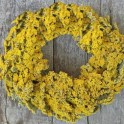 Wreath - Dried Yarrow