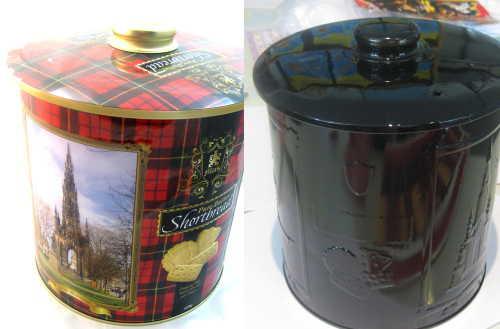 Cookie Jar Transformed