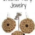 Crochet Hemp Jewelry