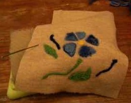 Quick and Easy Needle Felting