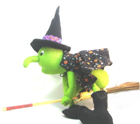 sew a witch