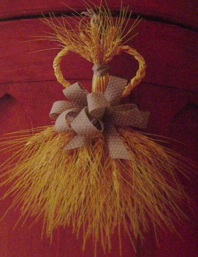mordiford wheat weaving